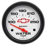 Autometer Chevy Bow Tie Gauges